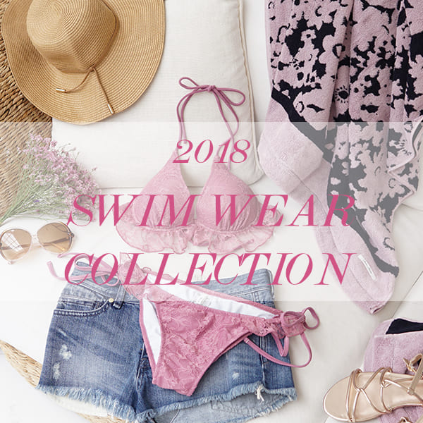 2018 SWIM WEAR collection