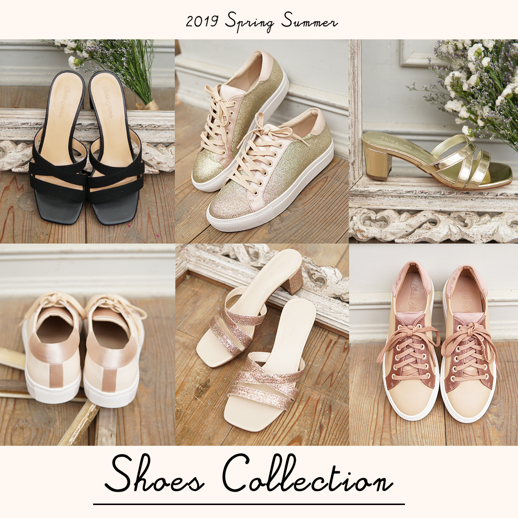2019SS Shoes Collection